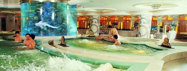 上海浴场地图