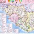 几内亚地图_几内亚地图库