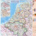 荷兰地图_荷兰地图库