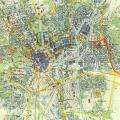 捷克城市地图_捷克地图库