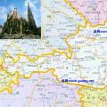 奥地利地图中文版_奥地利地图库