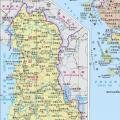 阿尔巴尼亚高清中文地图_阿尔巴尼亚地图库