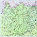 历史地图:河北东路 河北西路 河东路(辽、北宋)_中国史稿地图地图库