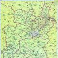 历史地图:荆湖南路 荆湖北路(辽、北宋)_中国史稿地图地图库