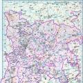 历史地图:四川(明)_中国史稿地图地图库