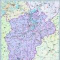 历史地图:江西(清)_中国史稿地图地图库