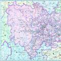 历史地图:四川(清)_中国史稿地图地图库