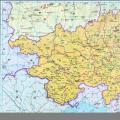 历史地图:广西(清)_中国史稿地图地图库