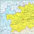 历史地图:贵州(清)_中国史稿地图地图库
