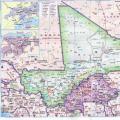 毛里塔尼亚高清全图_毛里塔尼亚地图库