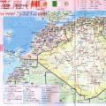 摩洛哥中文全图_摩洛哥地图库