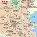 突尼斯市区地图_突尼斯地图库