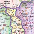 多哥高清中文版地图_多哥地图库