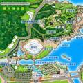 老虎滩旅游地图_辽宁旅游地图库