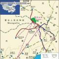 阿尔山自驾车线路图_内蒙古旅游地图库