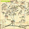 冈仁波齐旅游地图_西藏旅游地图库