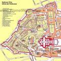 梵蒂冈城地图英文版_梵蒂冈城地图库