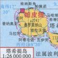 塔希提岛旅游地图_法属波利尼西亚地图库