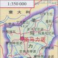 圣马力诺旅游地图_圣马力诺地图库
