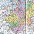 宣城市地图高清版_宣城地图库