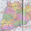 运城市地图高清版_运城地图库
