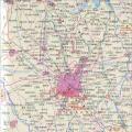 米兰附近地图_意大利地图库
