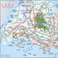 新加坡地图高清中文版_新加坡地图库