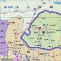 不丹中文版地图_不丹地图库