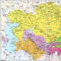 乌兹别克斯坦地图高清中文版_乌兹别克斯坦地图库
