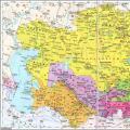哈萨克斯坦地图中文版_哈萨克斯坦地图库