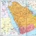 阿联酋地图_阿联酋地图库