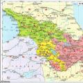 亚美尼亚地图_亚美尼亚地图库