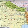 不丹地图最新版_不丹地图库