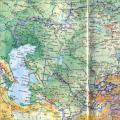 土库曼斯坦地图(地形版)_土库曼斯坦地图库