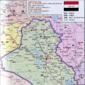 伊拉克旅游地图_伊拉克地图库