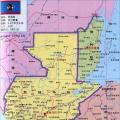 危地马拉旅游地图_危地马拉地图库