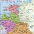 拉脱维亚地图(新版)_拉脱维亚地图库