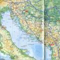 马其顿地形图_马其顿地图库