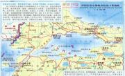 恰纳卡莱海峡地图_亚洲地图库