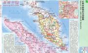 津轻海峡地图_亚洲地图库