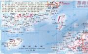朝鲜海峡地图_朝鲜地图库