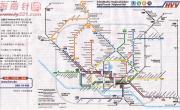 汉堡地铁地图