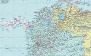 马来西亚高清全图_马来西亚地图库
