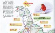 黑龙江必游旅游景点_必游景点地图库