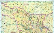 历史地图:荆湖南路 荆湖北路 京西南路(金、南宋)_中国史稿地图地图库