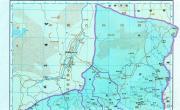 历史地图:陕西行省(元)_中国史稿地图地图库