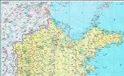 历史地图:山东一(明)_中国史稿地图地图库