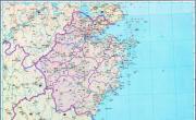 历史地图:浙江(明)_中国史稿地图地图库