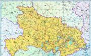 历史地图:湖北(清)_中国史稿地图地图库
