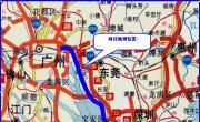 广深沿江高速公路线路图_交通地图库